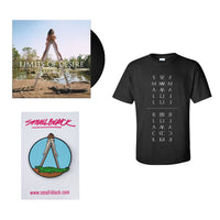 Limits of Desire - LP + Shirt + Pin Bundle