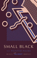 Small Black - Brooklyn 2015 - Show Poster