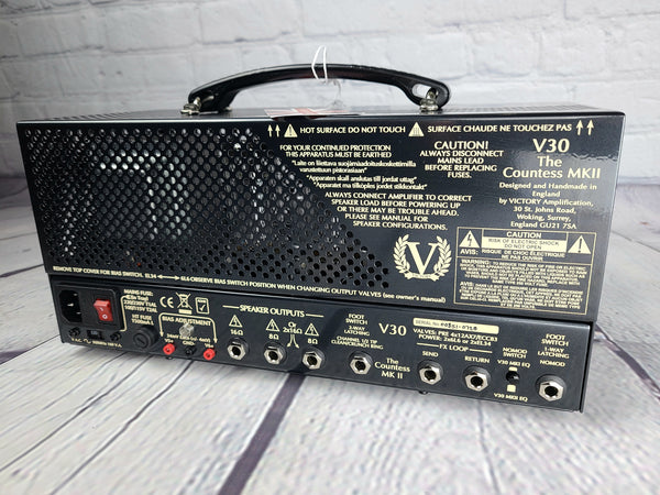 Victory Amplification The Countess V30 MkII 42w/7w Head