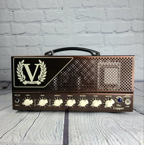 Victory Amplification The Copper VC35 35w/12w Head