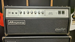 Ampeg Heritage HSVT-CL USA Tube Bass Amplifier Head