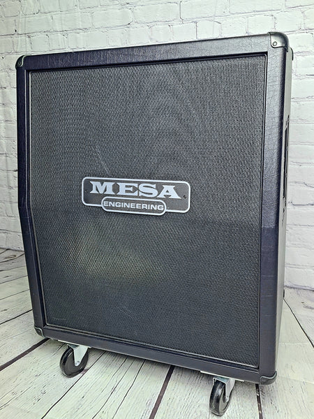 USED Mesa Boogie 2x12 Vertical Amp Cabinet
