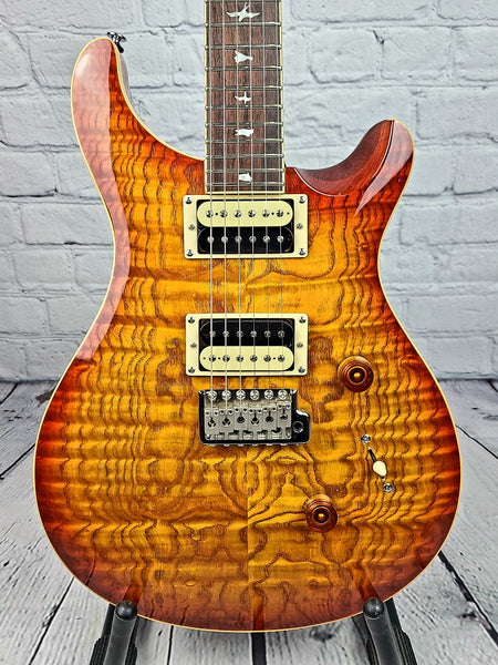 Paul Reed Smith PRS SE Custom 24 Burled Ash Top Limited