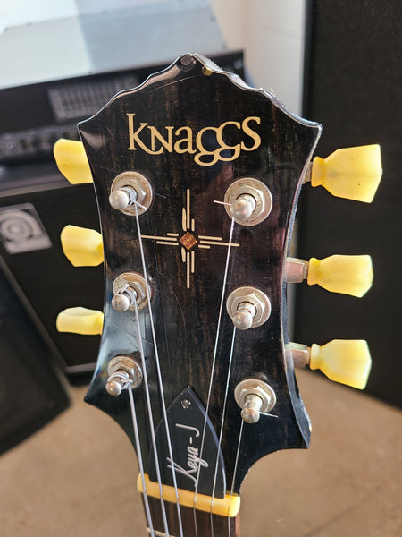 USED Knaggs Keya J HH Relic 2020 Build
