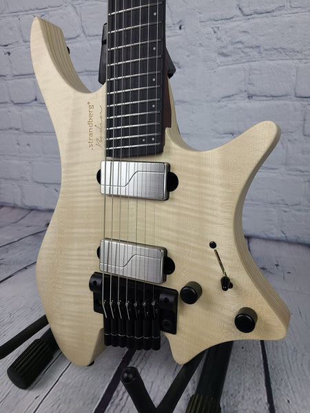 Strandberg Boden Prog 7 Natural Flame Top