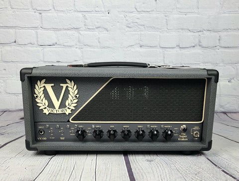 Victory Amplification The Super Kraken VX100 Tube Amp Head