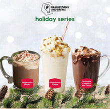 Load image into Gallery viewer, Peppermint Mocha Frappe
