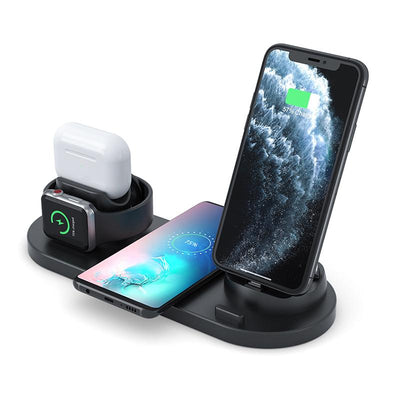 TeckApe™ 4-in-1 Wireless Charging Station TECK APE