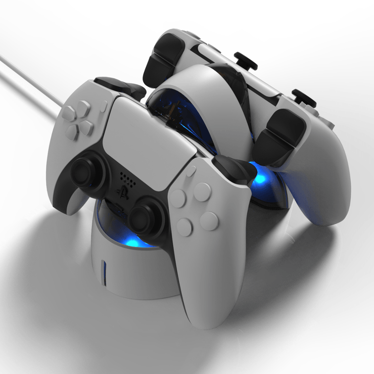 TeckApe™ DualSense Charging Station For PlayStation 5 TECK APE