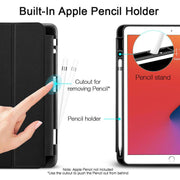 TeckApe™ iPad 8th Gen (2020) Rebound Pencil Smart Case TECK APE