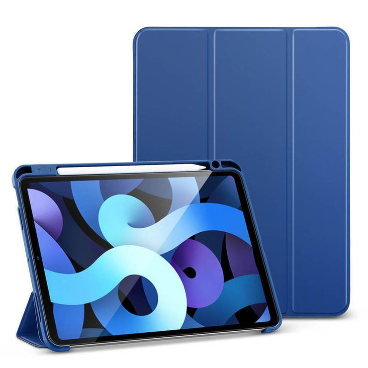 TeckApe™ iPad Air 4 (2020) Rebound Pencil Case TECK APE Blue