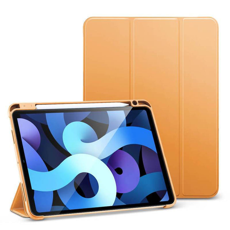 TeckApe™ iPad Air 4 (2020) Rebound Pencil Case TECK APE Papaya