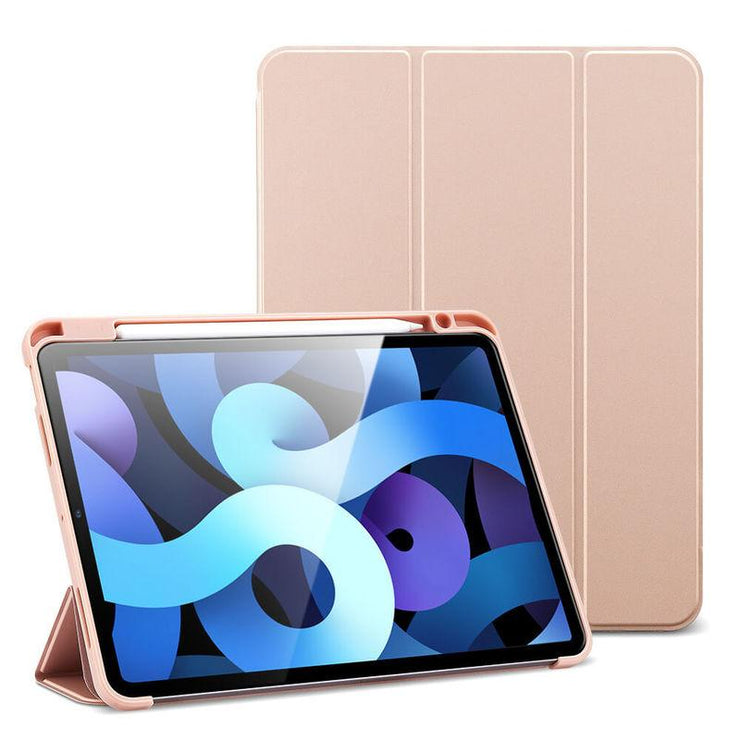 TeckApe™ iPad Air 4 (2020) Rebound Pencil Case TECK APE Rose Gold