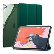 "TeckApe™ iPad Pro 12.9"" 2020 Rebound Slim Smart Case TECK APE Olive Green"