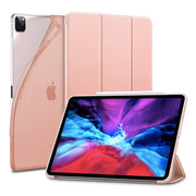 "TeckApe™ iPad Pro 12.9"" 2020 Rebound Slim Smart Case TECK APE Rose Gold"