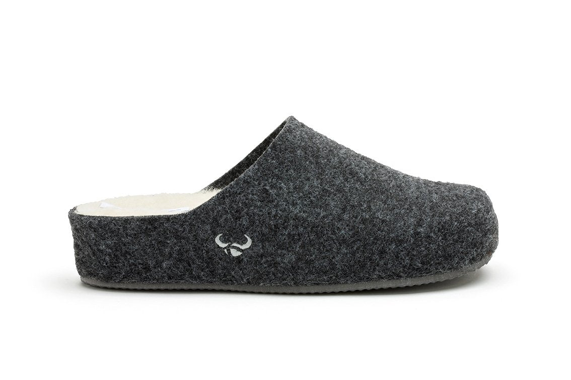 Sansa Heel Ecological Wool (Grey)