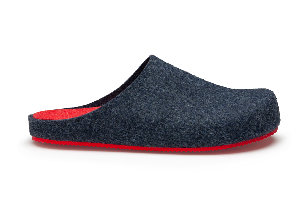 Sansa Mann (Navy/Red)
