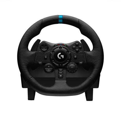 G923 Racing Wheel and Pedals for PS5, PS4 and PC