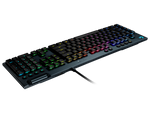 Logitech G815 LIGHTSYNC RGB Mechanical Gaming Keyboard - GL Clicky