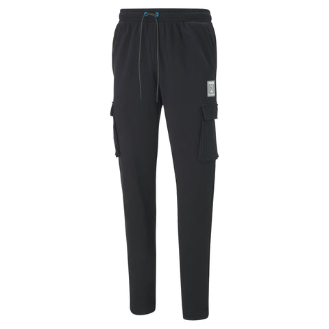 Puma x Cloud9 GTG All Set Cargo Pant. Black.