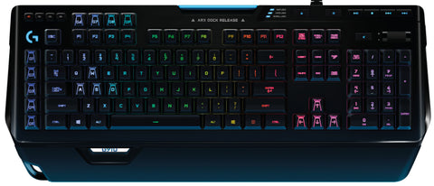 Logitech Gaming G910 ORION SPECTRUM RGB Mechanical