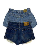 Vintage Lee Cut Off Shorts Bundle