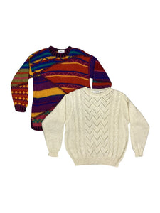 Vintage Mohair and Angorra Sweater Bundle