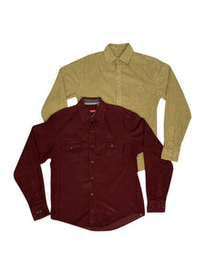 Vintage Corduroy Shirts Bundle
