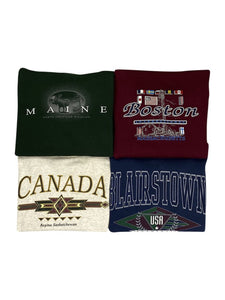 Vintage Destination Sweatshirt Bundle