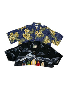 Vintage Hawaiian Shirts Bundle