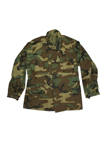 Vintage Camo Military Jackets Bundle