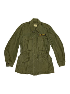 Vintage Green Military Jackets Bundle