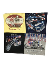 NASCAR/Moto Wholesale Vintage T-Shirt Bundle