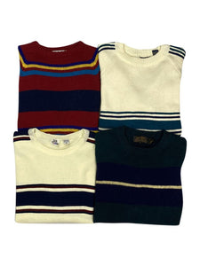 Vintage Stripe Sweater Bundle