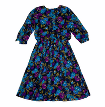 Vintage Floral Rayon Dress Bundle