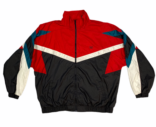 Vintage 80's Color Block Nylon Jacket Bundle