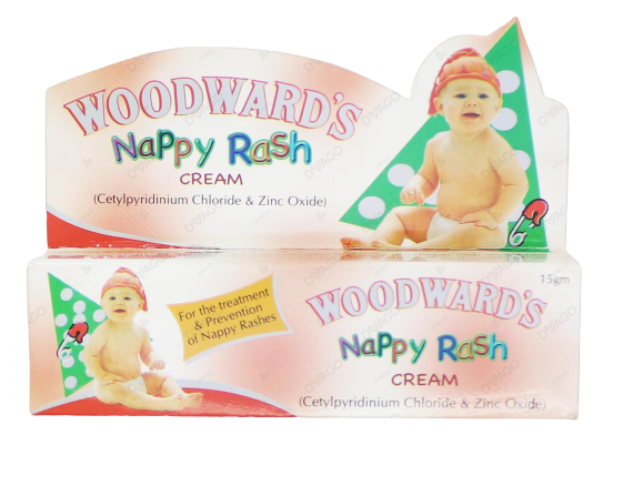 Nappy Rash Cream