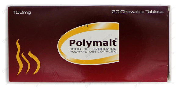 Polymalt Tablets 20's