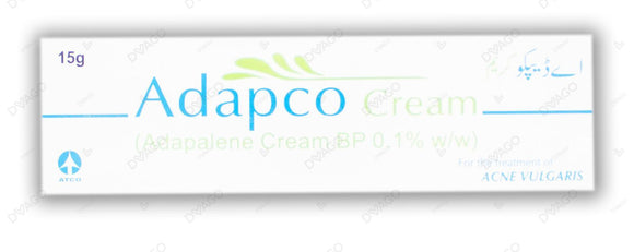 Adapco Cream 15g