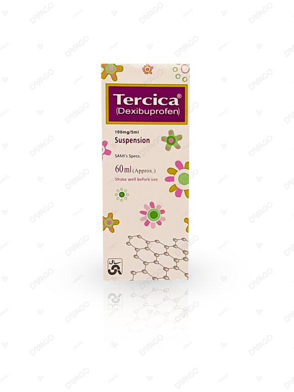 Tercica Suspension 60ml