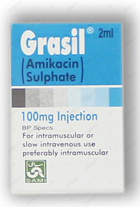 Grasil Injection 100mg 2ml