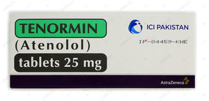 Tenormin Tablets 25mg 14's