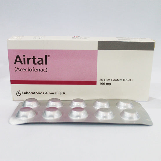 Airtal Tablets 100mg 2X10's