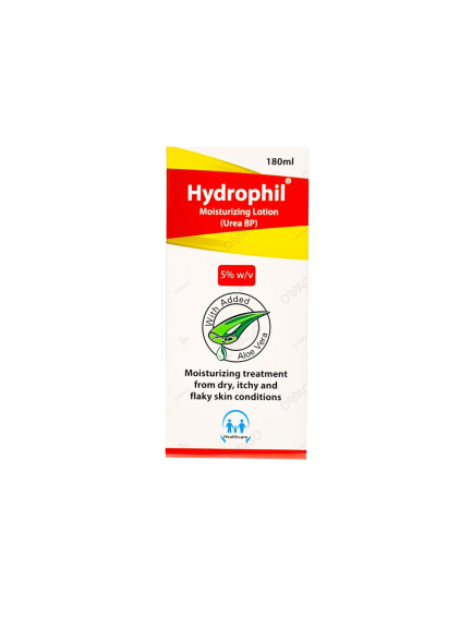 Hydrophil Mstr 5% Lotion