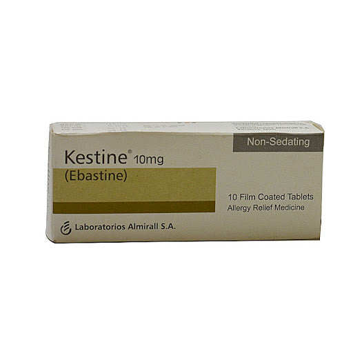 Kestine Tablets 10mg 10's