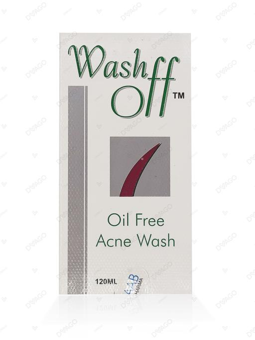 Wash Off Acne Liquid 120ml 1's