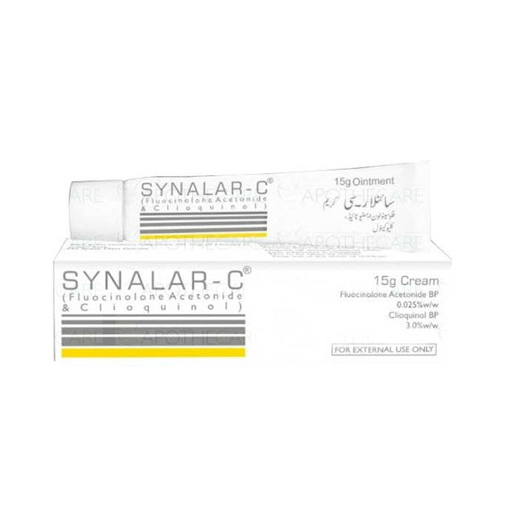 SYNALAR-C-OINT 1'S