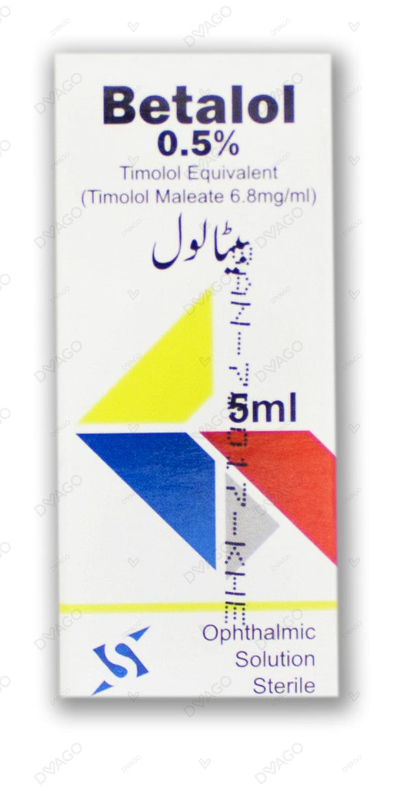 Betalol Sol 5ml
