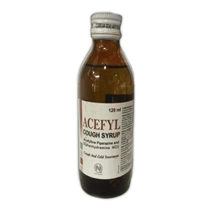 Acefyl Cough 125ml Syp