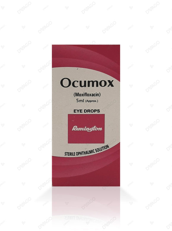 OCUMOX-D 5ML EYE DROP 1'S